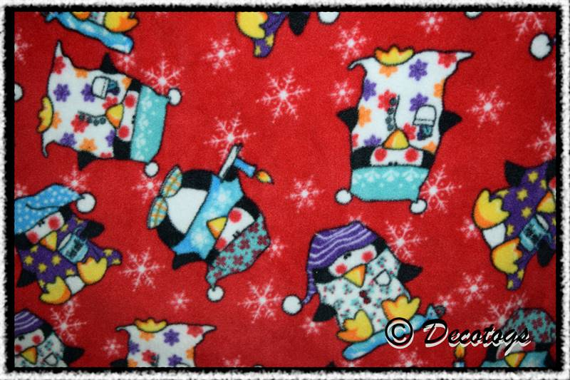 PAJAMA PARTY PENGUINS - Custom Pullover or Snugglie