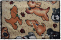 POUND PUPPIES BROWN (Blizzard)