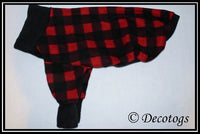 Pullover - RED BUFFALO PLAID