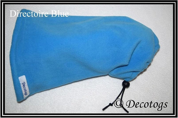Whippet Snood - DIRECTOIRE BLUE (Plush)