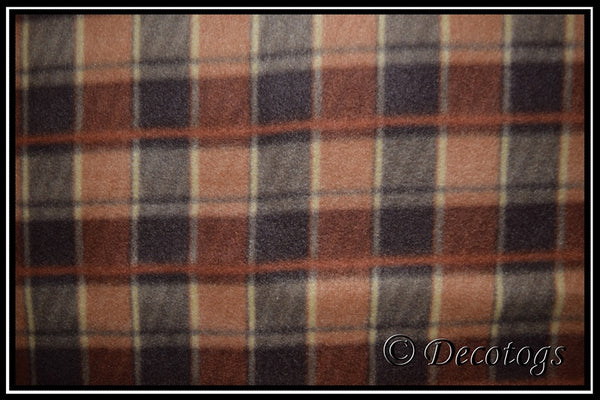 SOFT BROWNS PLAID (Blizzard)