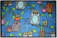 VINE OWLS BLUE