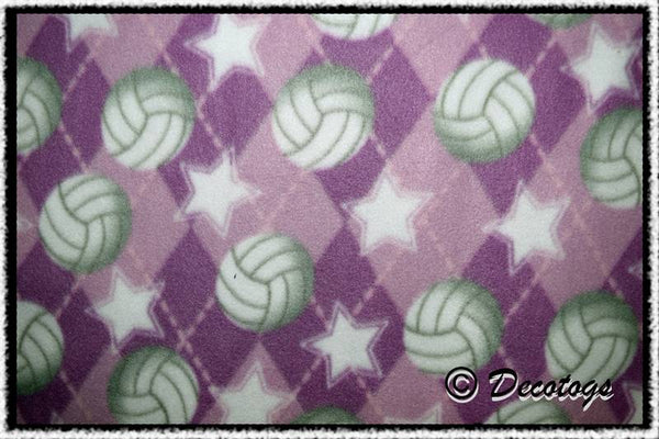 VOLLEY BALL PURPLE