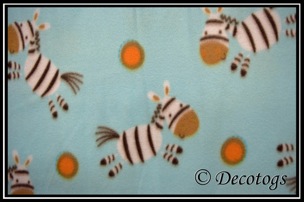 WONDERAMA ZEBRA BLUE