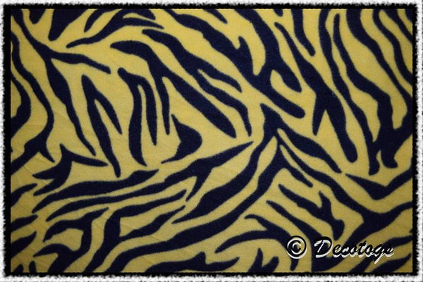 ZEBRA YELLOW SKIN
