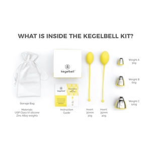 Kegelbell® The Vagina Gym® Original Kit