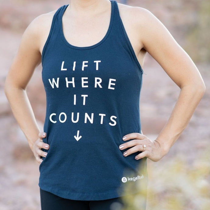 Lift Where It Counts Tank Top