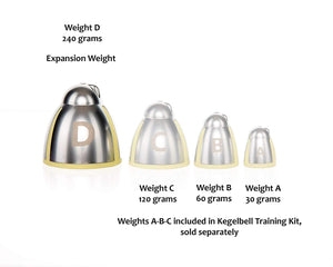 Kegelbell Extension Weight (Kit Sold Separately)