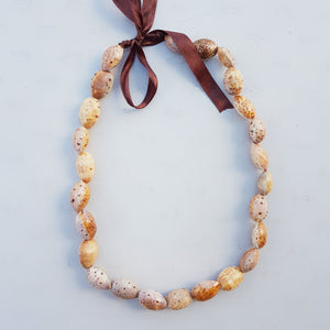 Speckled Shell Lei