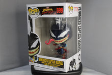 Funko! Marvel Venomized Captain Marvel Pop!