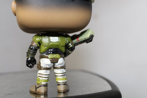 Funko! Halo Sgt. Johnson Pop!