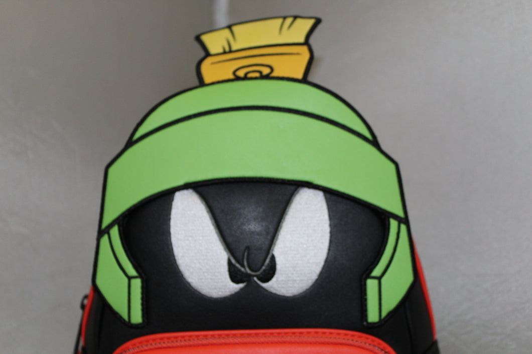 Loungefly Looney Tunes Marvin The Martian Mini-Backpack