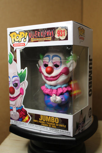 Funko! Killer Klowns from Outer Space Jumbo Pop!