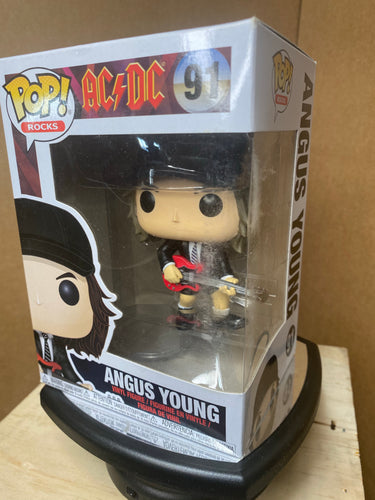 Funko! AC/DC Angus Young Pop!