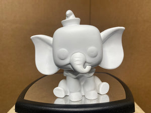 Funko! Dumbo DIY White Pop!
