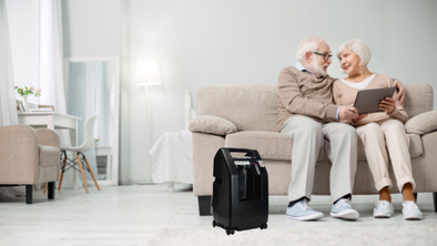 At Home Oxygen Concentrators 101
