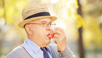Breathing Treatments for COPD
