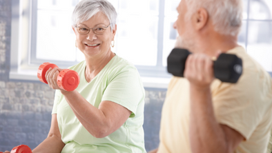 Exercising with COPD Part 1