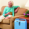 Respironics Everflo Q - Home Oxygen Concentrator