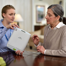 Load image into Gallery viewer, Respironics Simply Go Mini - Portable Oxygen Concentrator