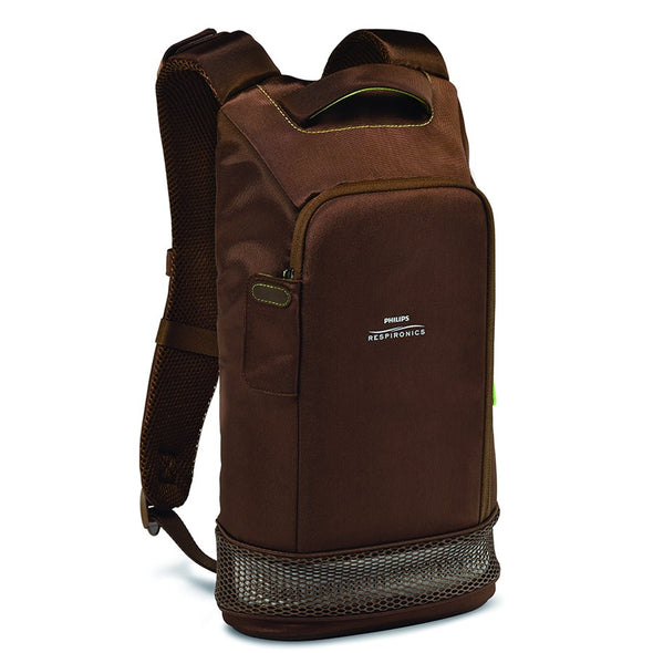 Respironcis SimplyGo Mini Brown Backpack