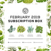 February 2019 Subscription Box