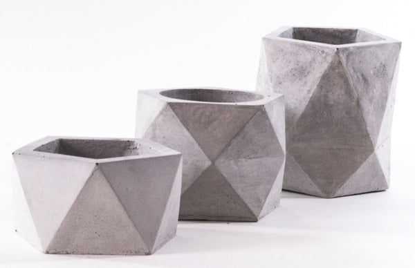 Concrete pots for sale