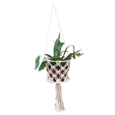 Basket Macrame for sale