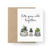 Lets Grow Old Together Card