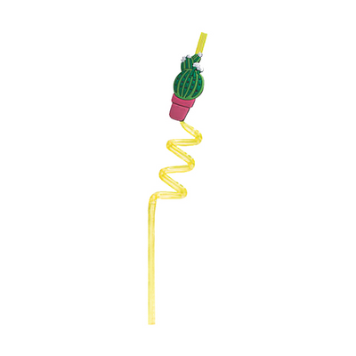 Cactus Straw for sale, Baby Shower Decor, Succulent Baby Shower, Paper Straws, Birthday party Decorations, Succulent Bridal Shower Decor, Reuseable Plastic Straws, Succulents Gift Ideas