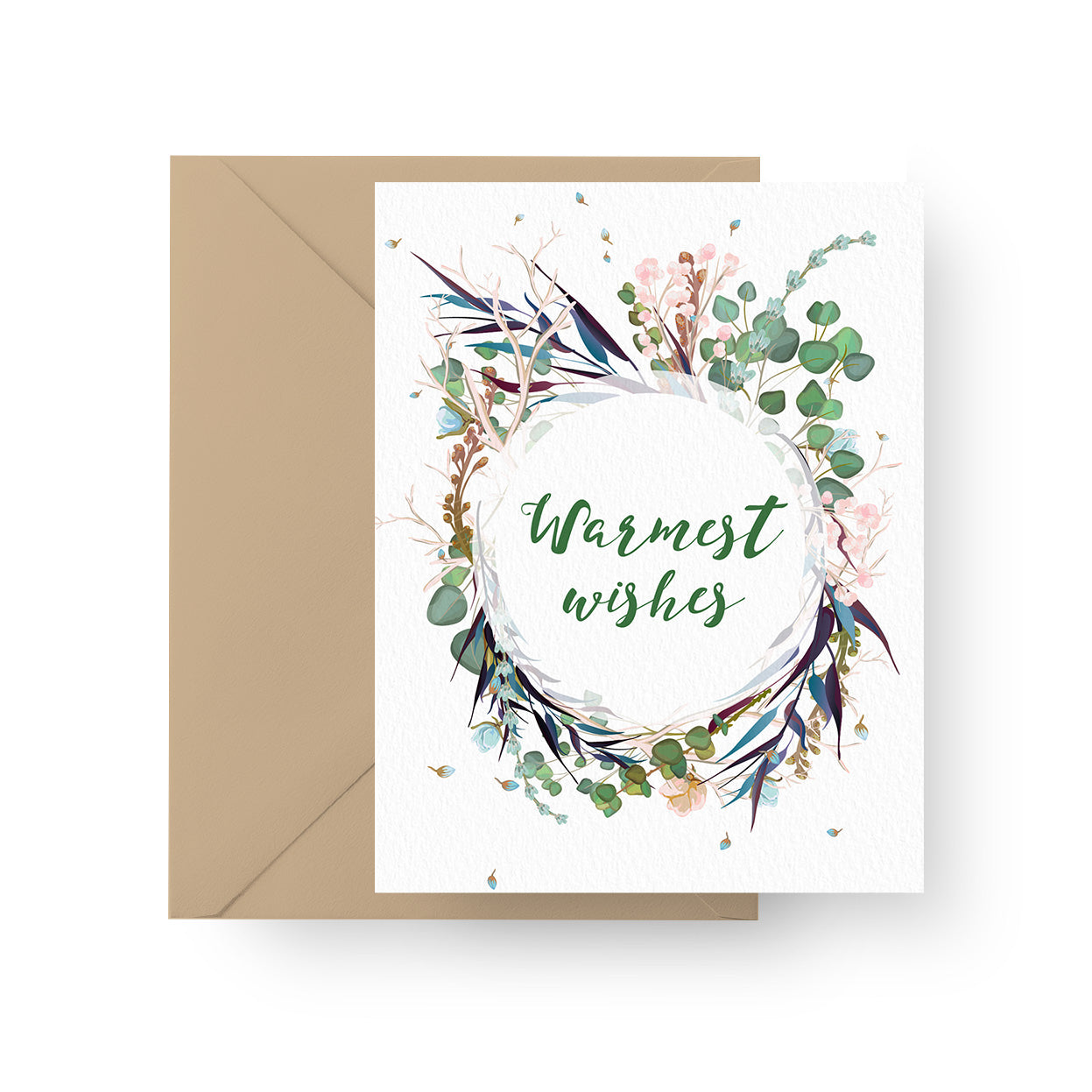 Warmest Wishes Card for sale