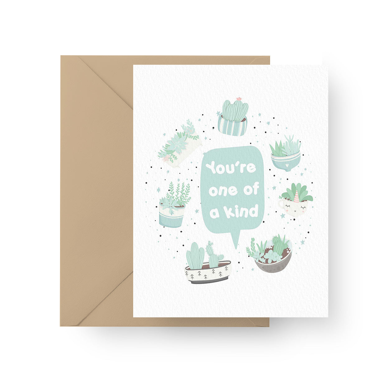 You Are One Of A Kind Card for sale