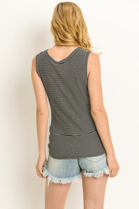 Joan Knotted Top