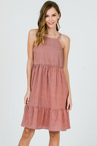 The Bella Gingham Dress