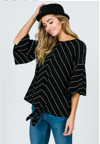 Rody Striped Top