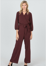 Eya Long Sleeve Jumpsuit