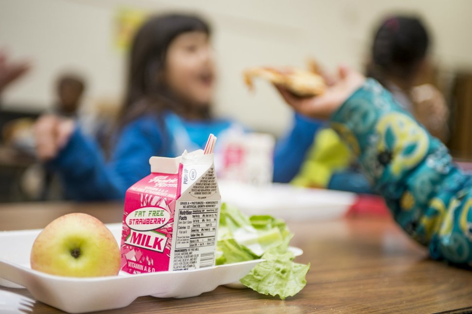 Shutdown Resolution Averts School Lunch Crisis