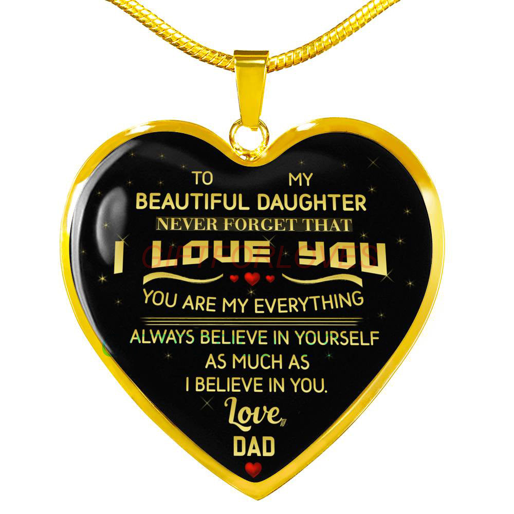 To My Daughter Gift For Christmas 2018 Christmas Gift Ideas For