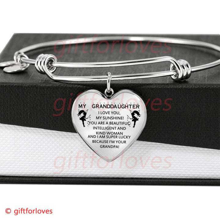 To My Granddaughter Gift Idea For Birthday Ideas Best