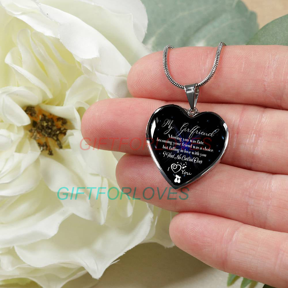 To My Girlfriend Gift Ideas For Necklace Beautiful Best Gifts