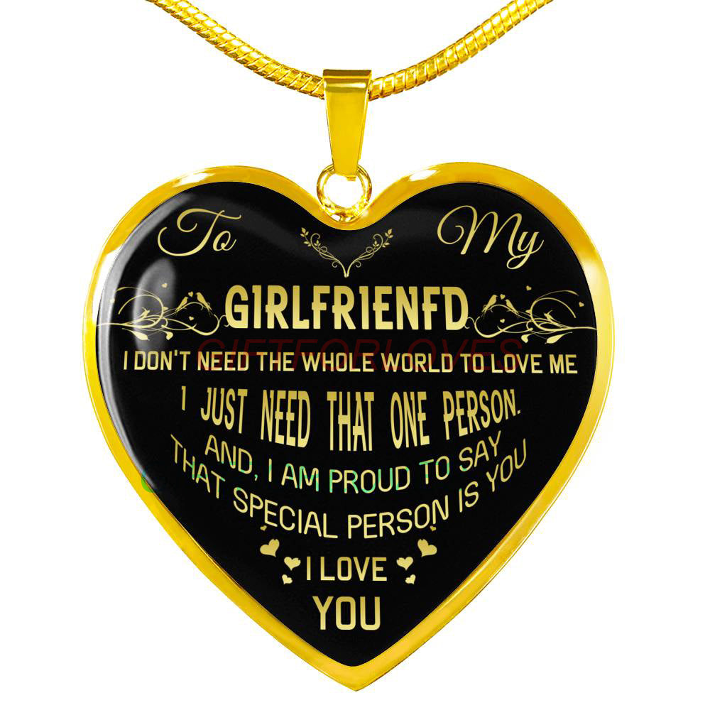 To My Girlfriend Gift For Christmas 2018 Christmas Gift Ideas For