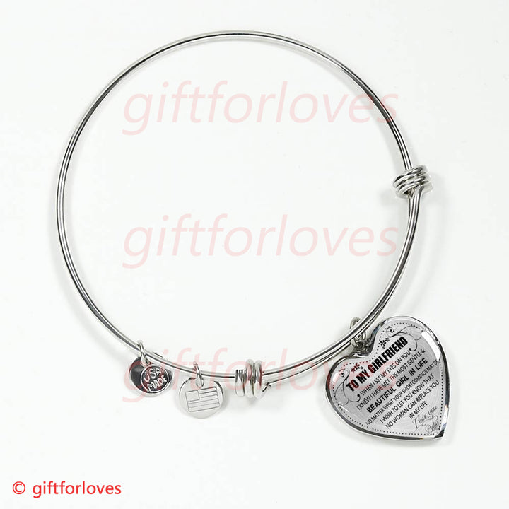 d14fda134 To My Girlfriend Gift: Idea Gift For Girlfriend, Birthday Gift Ideas  Girlfriend, Best