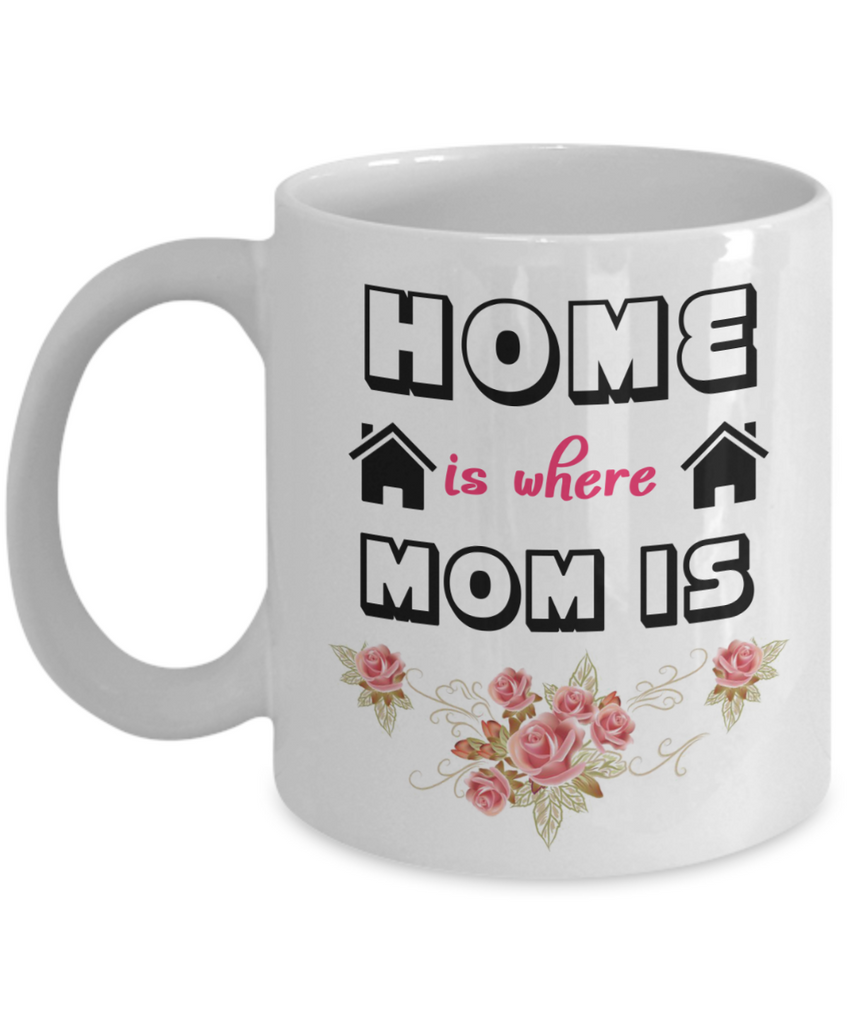 To My Mom Mom Coffee Mug Best Gifts For Mom Birthday Gifts For