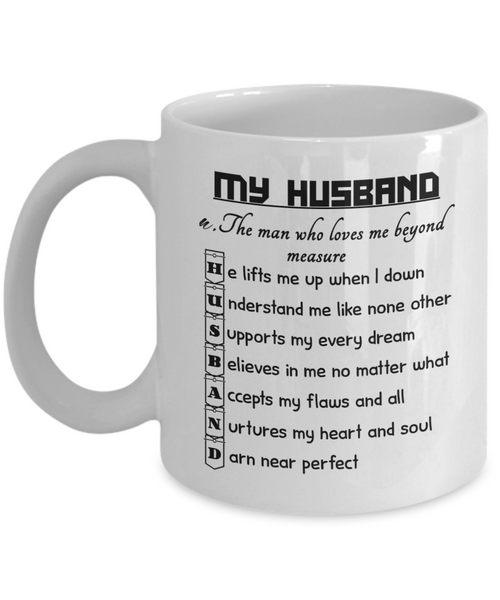 To My Husband Gift For Christmas 2018 Ideas Husba