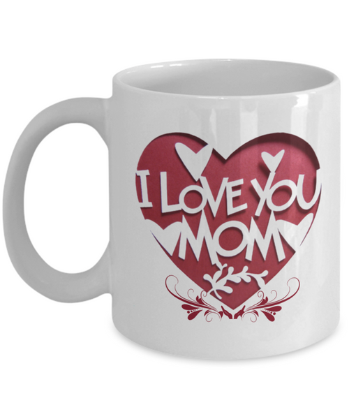 To My Mom Coffee Mug Best Gifts For Birthday