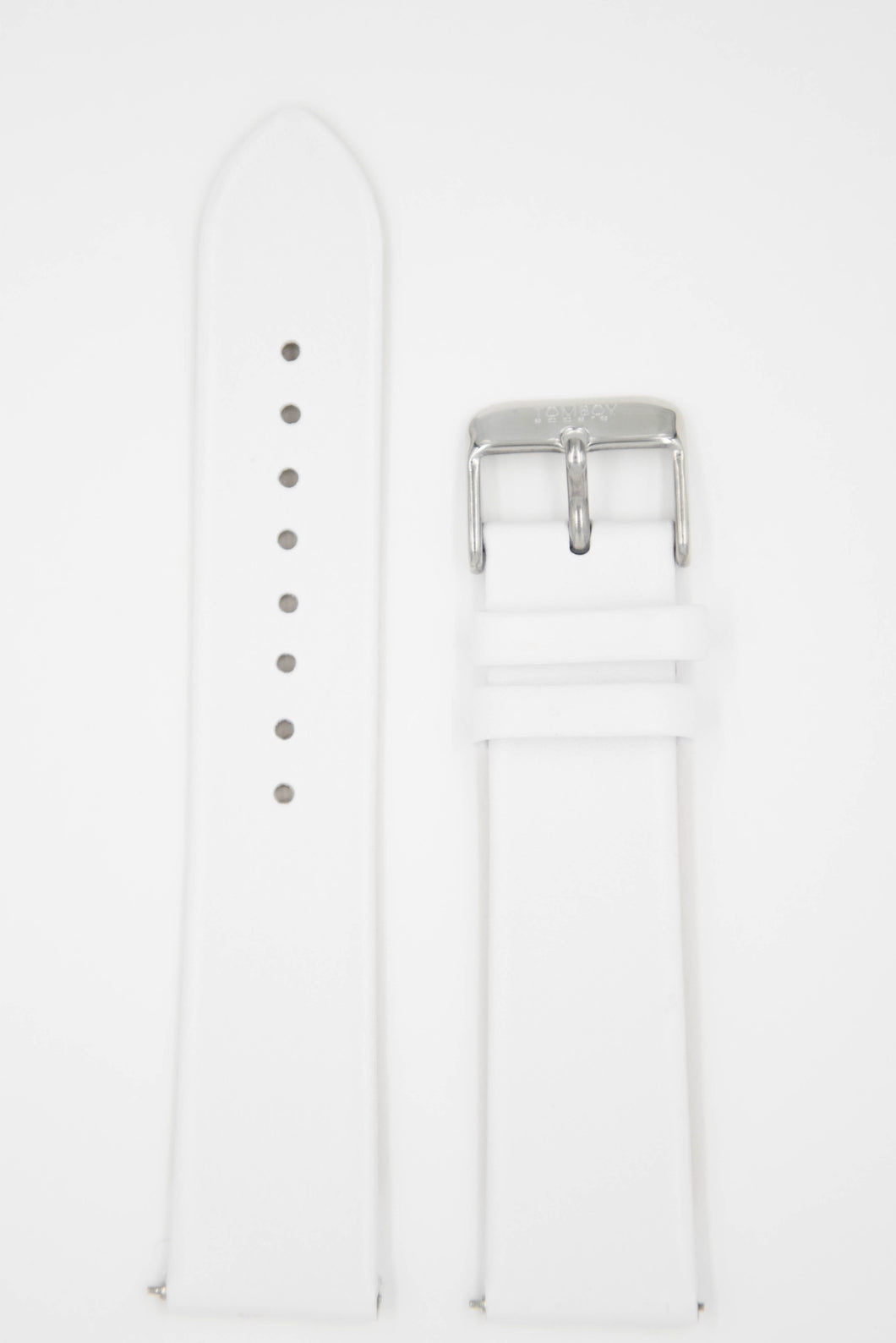 WHITE WATCH STRAP