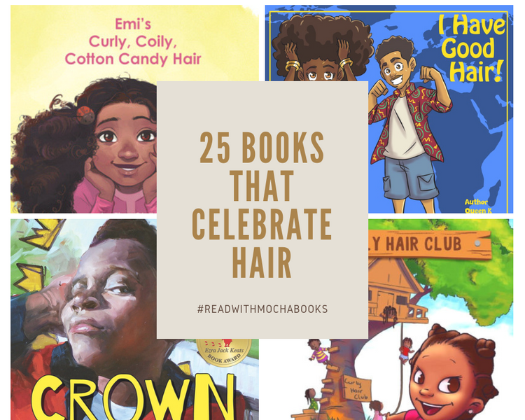25 Children's Books That Celebrate Hair