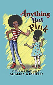 |Book Review| Anything But Pink