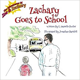 |Book Review| Zachary Goes To School
