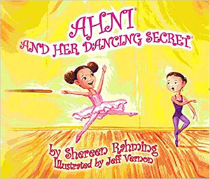 Book Review | Ahni and Her Dancing Secret